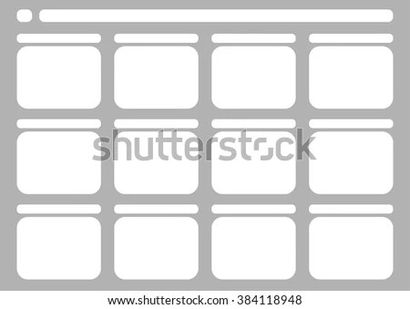 Professional Traditional Tv 43 Ntsc Pal Stock Vector 384118948 - free storyboard templates
