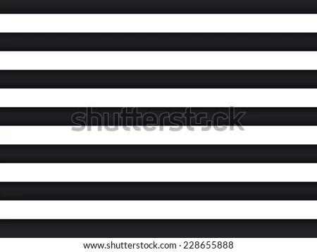 Black White Stripes Background Stock Illustration 228655888