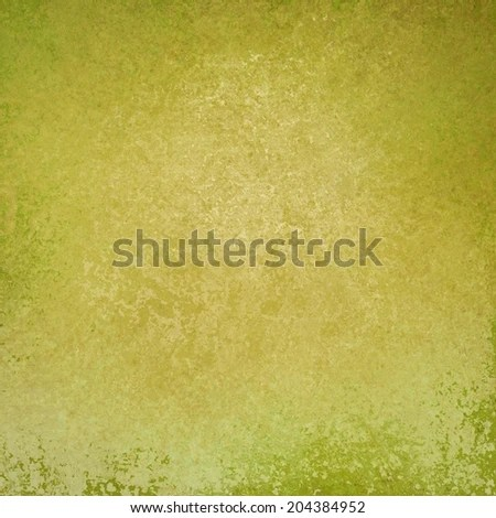 Solid Yellow Green Background Design Distressed Stock Illustration - solid green border