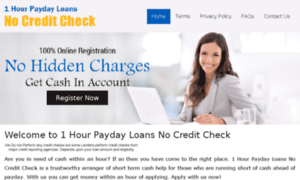1hourpaydayloansnocreditcheck.com: 1 Hour Payday Loans No Credit Check- Installment L...