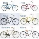 【 Rainbow BEACH CRUISER 26 inch MENS@30240】 レインボー ビーチクルーザー 26 インチ メンズ 自転車