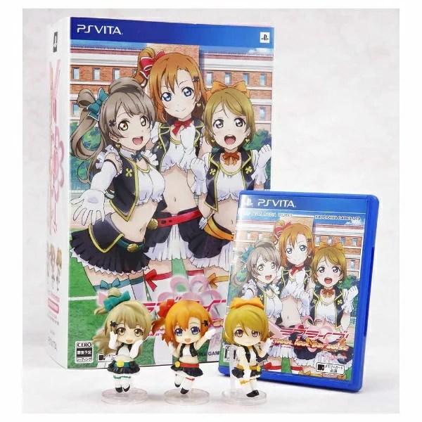 【送料無料】 角川ゲームス ラブライブ! School Idol Paradise Vol.1 Printemps unit 初回限定版【PSV】