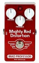 【レビューを書いて次回送料無料クーポンGET】Mad Professor New Mighty Red Distortion エフェクター [並行輸入品][直輸入品]【マッド..