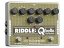 Electro Harmonix ( エレクトロハーモニクス ) Riddle: Q balls【EH8520】 ◆ コンパクトエフェクター ギター用 エンベロープフィルター