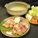 比内地鶏コラーゲン鍋セット【比内地鶏もも肉・むね肉(カット肉)/肉だんご/白湯スープ/コラーゲン/海幸塩】[製造元直送/冷凍]