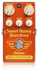 Mad Professor / New Sweet Honey Overdrive Deluxe 【渋谷店】