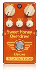 Mad Professor / New Sweet Honey Overdrive Deluxe [オーバードライブ]マッドプロフェッサー【国内正規品】【WEBSHOP】【お取り寄せ商..