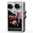 Electro-Harmonix Pitch Fork - Polyphonic Pitch Shifter - 《エフェクター/ピッチシフター》【送料無料】