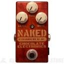 Chocolate Electronics Naked Crunch O.D. [3343](エフェクター/オーバードライブ)(送料無料)(ご予約受付中)