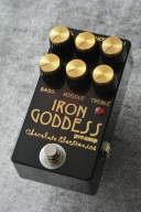 Chocolate Electronics Iron Goddess Preamp [3342] (プリアンプ)(送料無料)