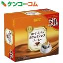 UCC おいしいカフェインレスコーヒー ドリップコーヒー 7g×50杯分
