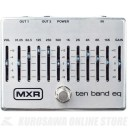 MXR M108S 10 Band Graphic EQ 《エフェクター/イコライザー》【納期未定・ご予約受付中】【送料無料】【ONLINE STORE】