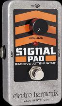 electro-harmonix Signal Pad パッシブ・アッテネーター【RCP】【zn】