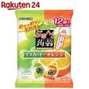 オリヒロ ぷるんと蒟蒻ゼリー パウチ マスカット+オレンジ 20g×12個入