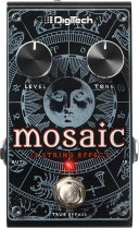 Digitech 《デジテック》 Mosaic [Polyphonic 12-String Effect Pedal]