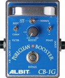 ALBIT 《アルビット》 CB-1G [PURE CLEAN BOOSTER]