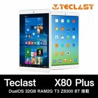 【8インチ 8型】Teclast X80 Plus DualOS 32GB RAM2G T3 Z8300 BT搭載