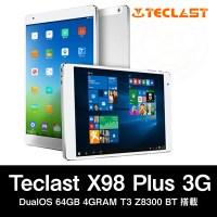 【9.7インチ 9.7型】Teclast X98 Plus 3G DualOS 64GB 4GRAM T3 Z8300 BT搭載