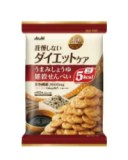 【特売】 アサヒ リセットボディ 我慢しないダイエットケア うまみしょうゆ 雑穀せんべい (22g×4袋) ツルハドラッグ