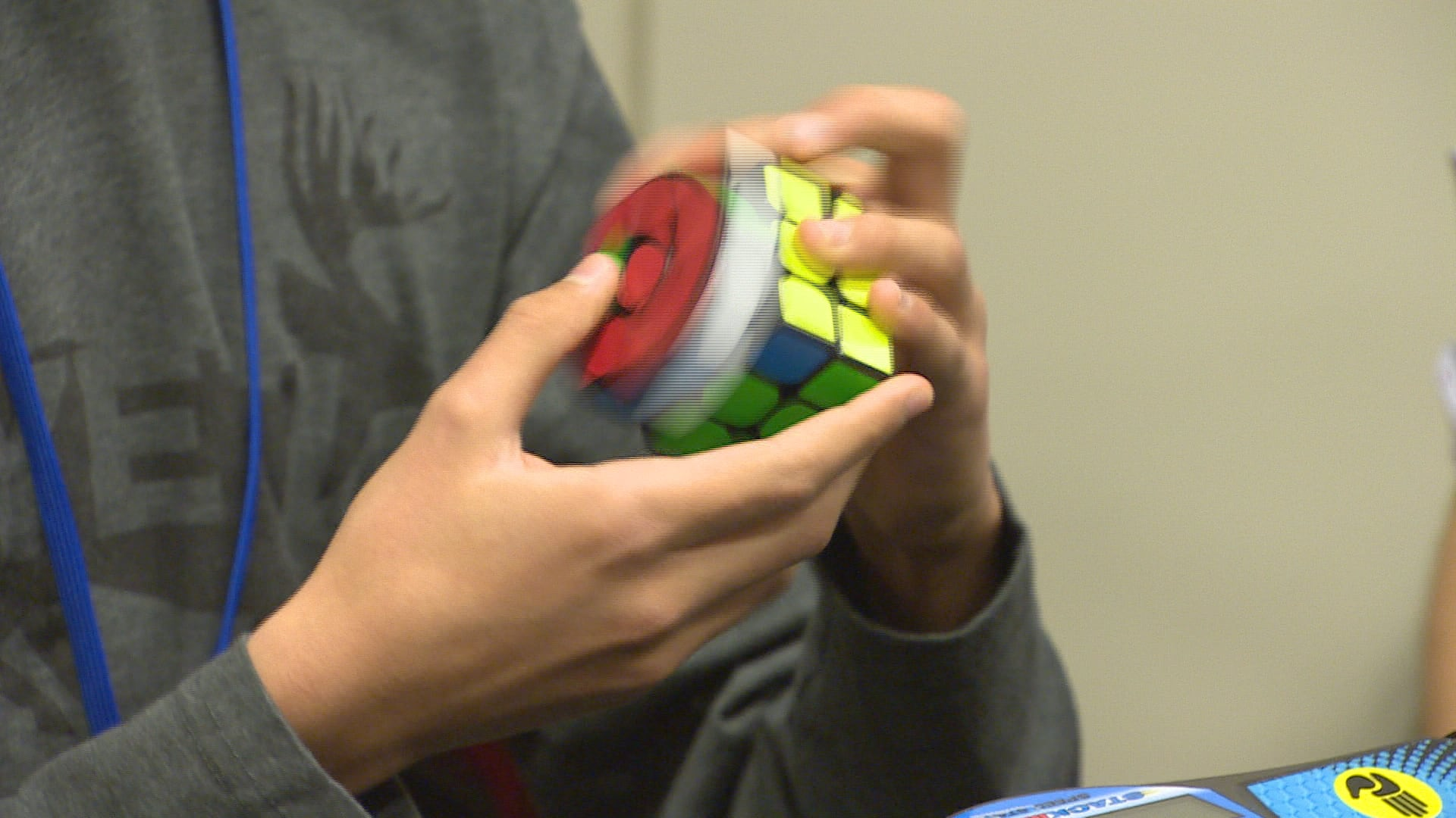 Rubik's Cube Montreal Vancouver Rubik S Cube Tournament Lures Some Of Puzzle S Fastest