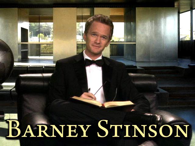 How I Met Your Mother - Barney Stinson Resume Builder - How I Met