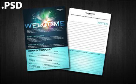 Media - Worship Guide Template - PSD CreationSwap