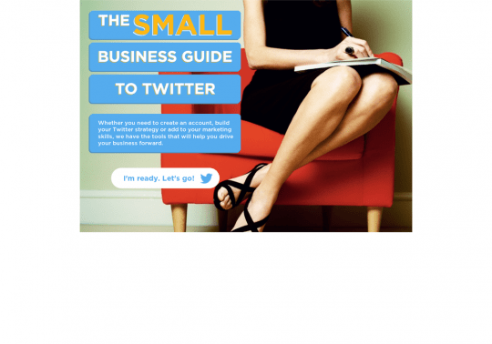 The Small Business Guide to Twitter