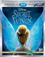 Download Tinker Bell: Secret of the Wings 3D (2012) BluRay 720p Half SBS 500MB Ganool