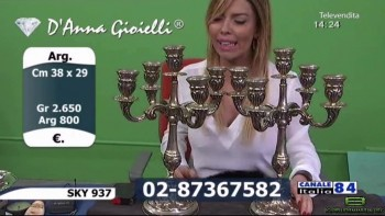 i gioielli di emanuela botto trasmissione 24 gennaio 2016
