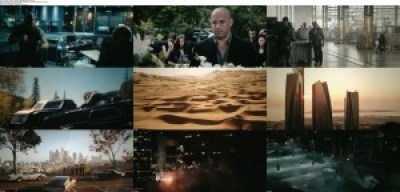 Fast and Furious 7 (2015) 720p HDTS