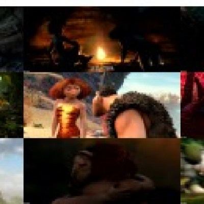 Download The Croods (2013) 720p WEB DL 650MB Ganool