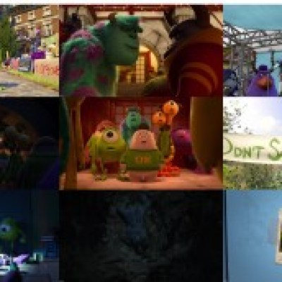 Download Monster University (2013) BluRay 1080p 5.1CH x264 Ganool