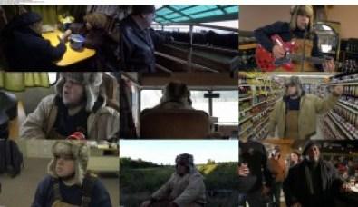 movie screenshot of We Are Kings