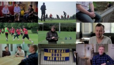 movie screenshot of An Alternative Reality: The Football Manager Documentary fdmovie.com