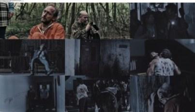 movie screenshot of Zombie Resurrection 2014
