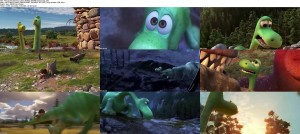 The Good Dinosaur (2015) HDRip