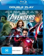 Download The Avengers (2012) BluRay 720p 1.2GB x264 Ganool