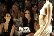 6ebdec88928829 Kim Kardashian attends the Beach Bunny Swimwear  2011 Fashion Show in Miami, Jul 16, 2010