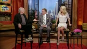 3e3859139544615 Kelly Ripa  Regis & Kelly  upskirt video