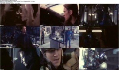 Download The Avengers (2012) CAM 500MB Ganool