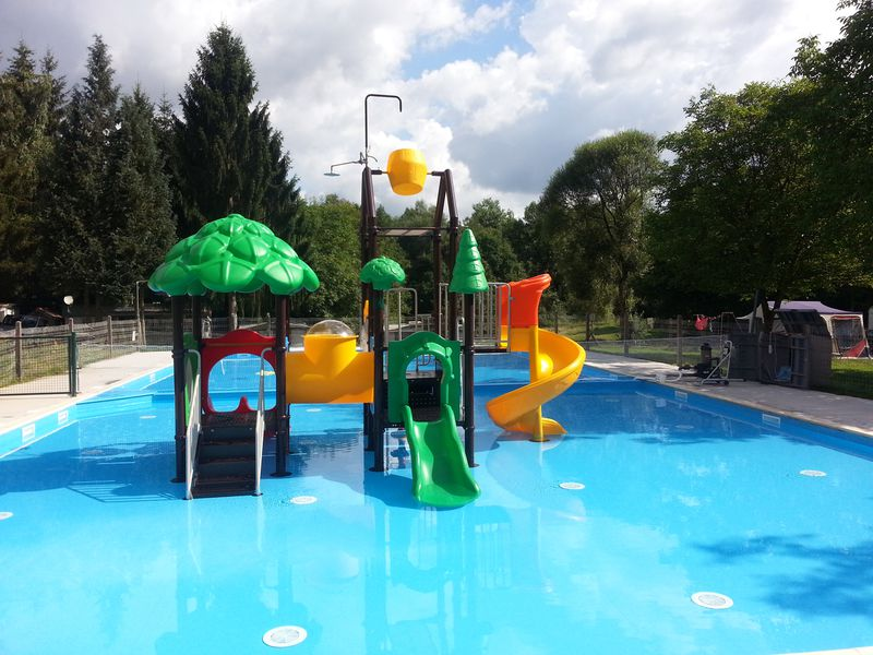 Camping Simmerschmelz In Septfontaines Luxemburg - Campings Luxemburg Met Zwembad Zoover