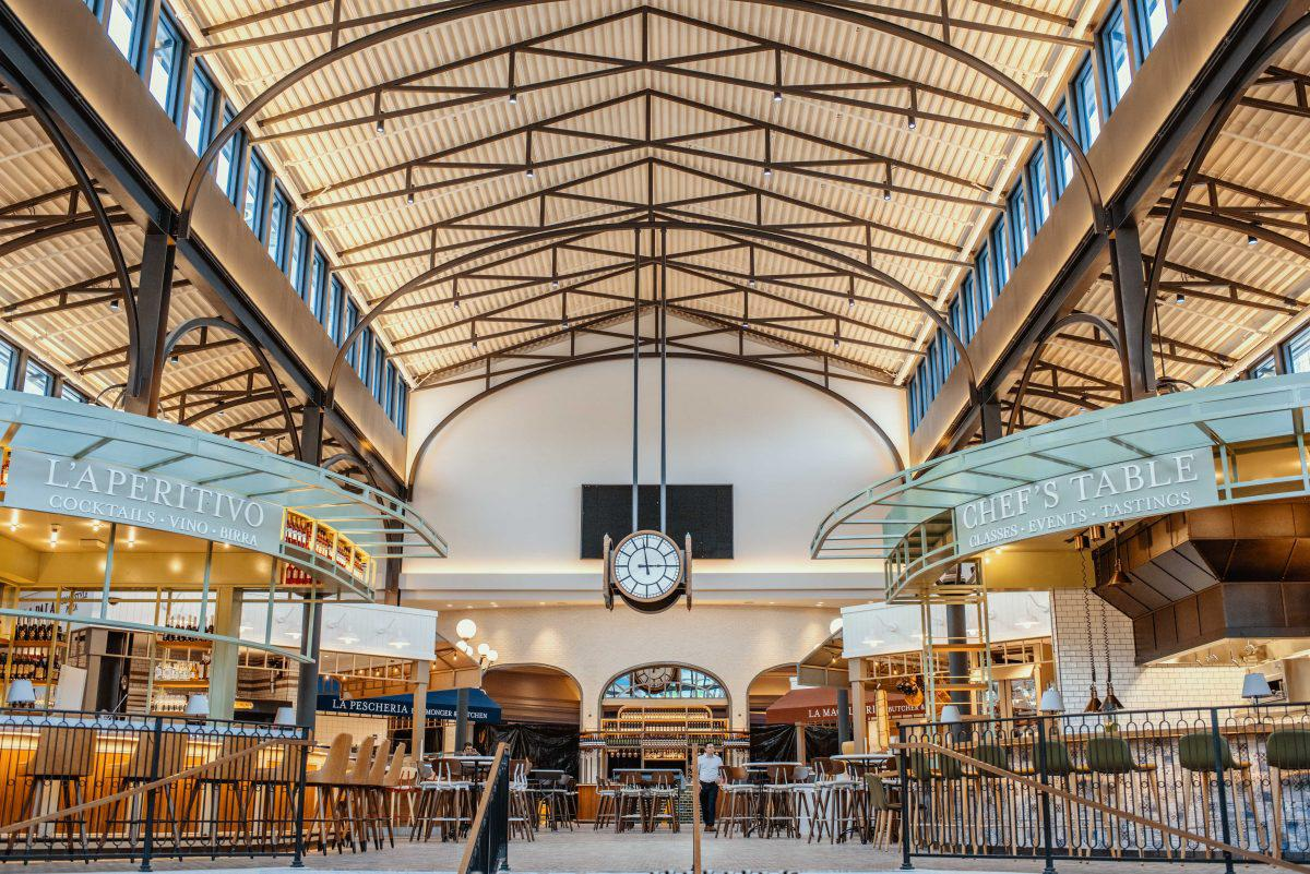 Cucina Restaurant Las Vegas Eataly Set To Open Its First Las Vegas Store