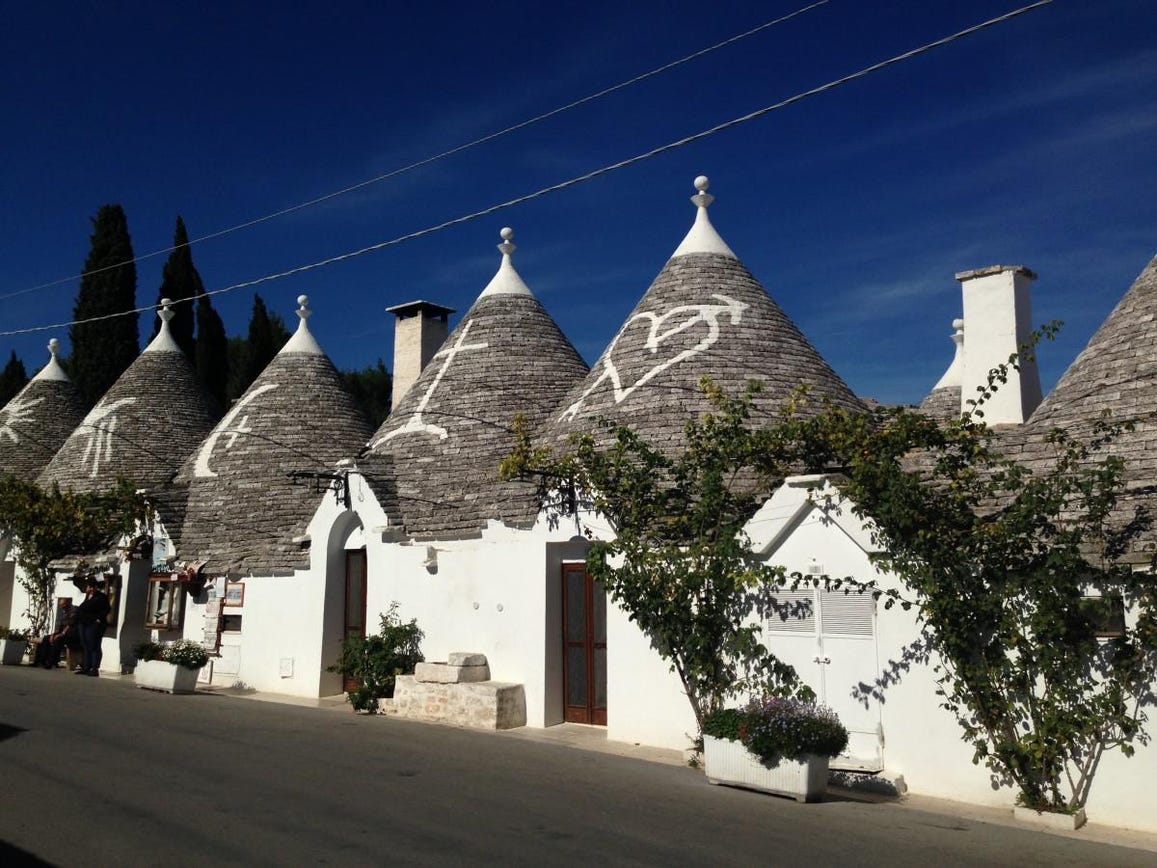 Ristoranti Alberobello Italy S Next Great Destination