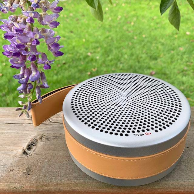 Tivoli Audio Yellow Tivoli Go Andiamo Bluetooth Speaker Review Sound Meets Style