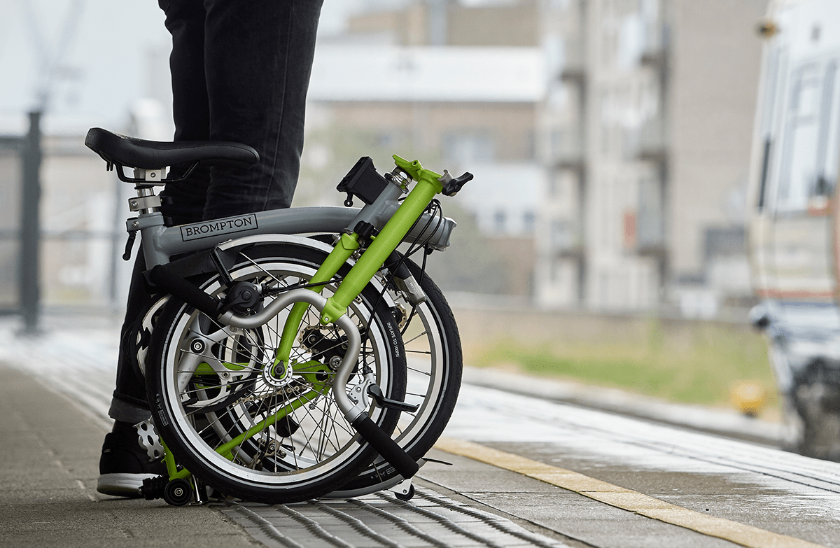 Brompton Bikes Brompton Takes Iconic Folding Bicycle To Chain Store Halfords As
