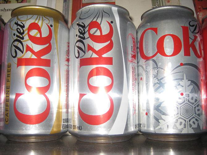 Diet Coke An Unintended Consequence Of Diet Soda Disrupting Friendly
