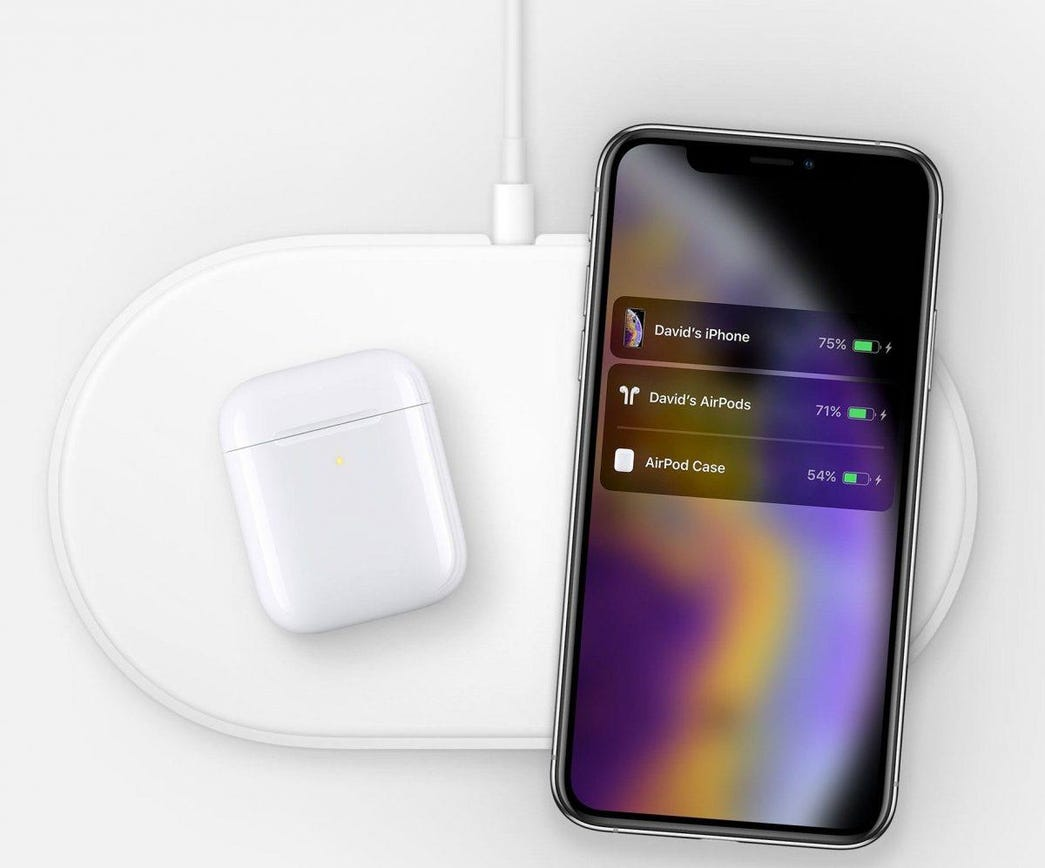 Iphone Cordless Charger Apple Accidentally Reveals New Airpower Iphone Wireless Charger