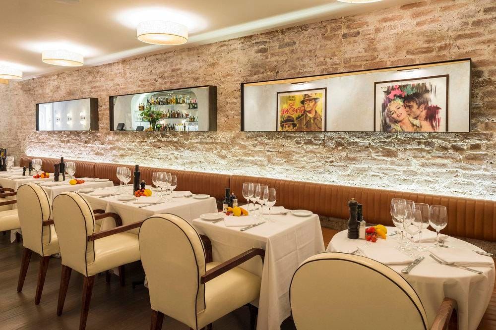 Cuisine But New York S Mamo Has Matured With A Little Less Buzz But Better
