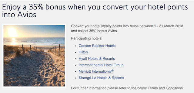 Miles And More Vs Avios Should You Transfer Your Hotel Points To British Airways During