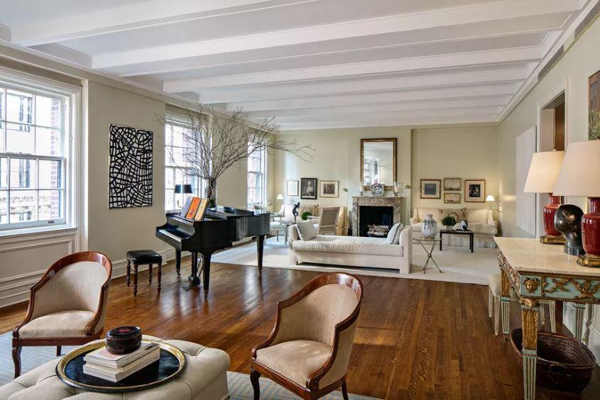 Ina Garten Bars Ina Garten S 4 65 Million New York City Apartment Has A Kitchen